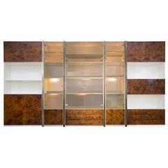 John Stuart Five-Piece Wall Unit