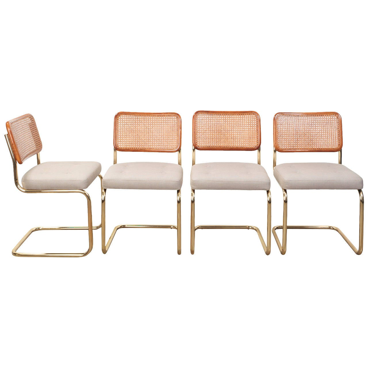 marcel breuer style chairs