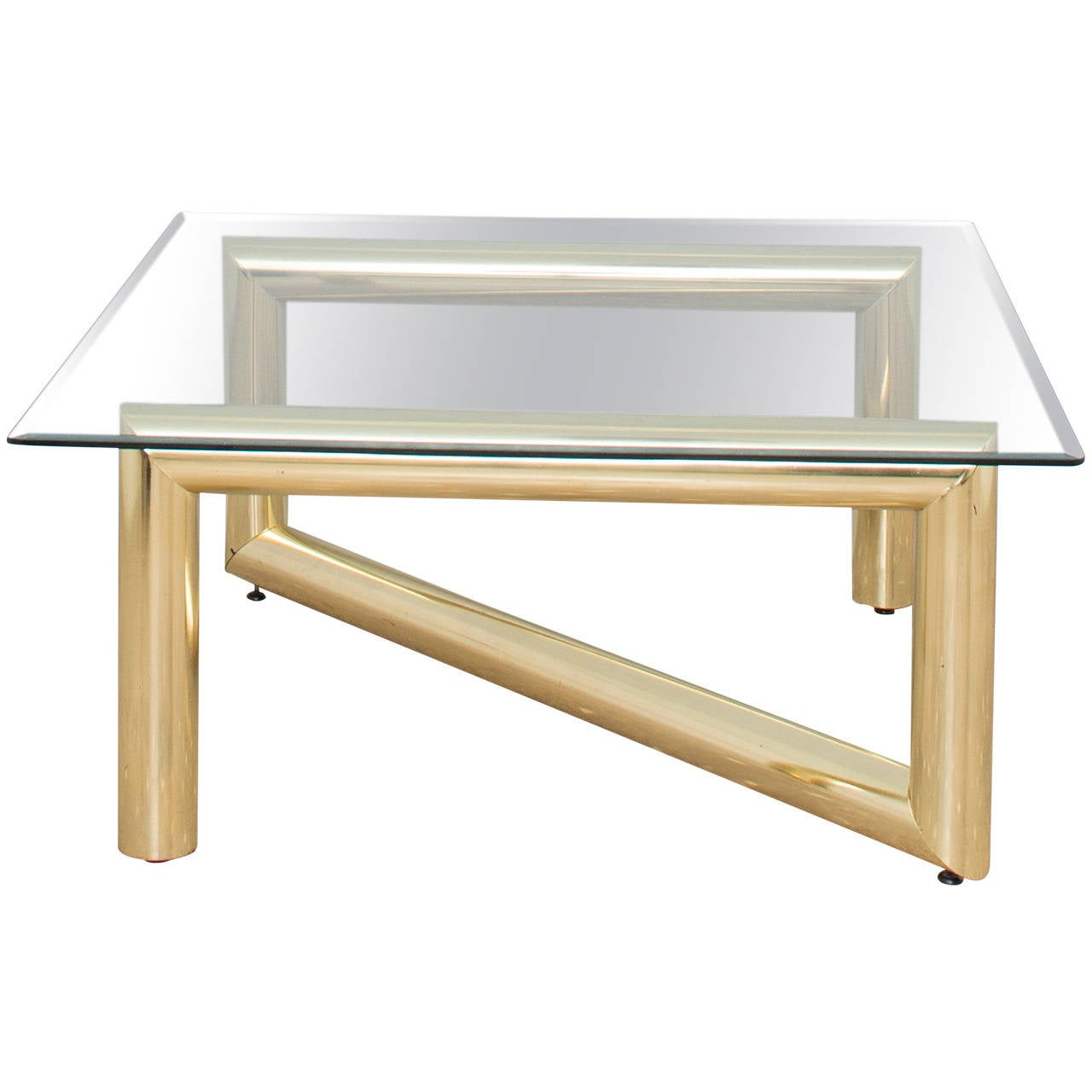 Z Bar Coffee Table For Sale At 1stdibs