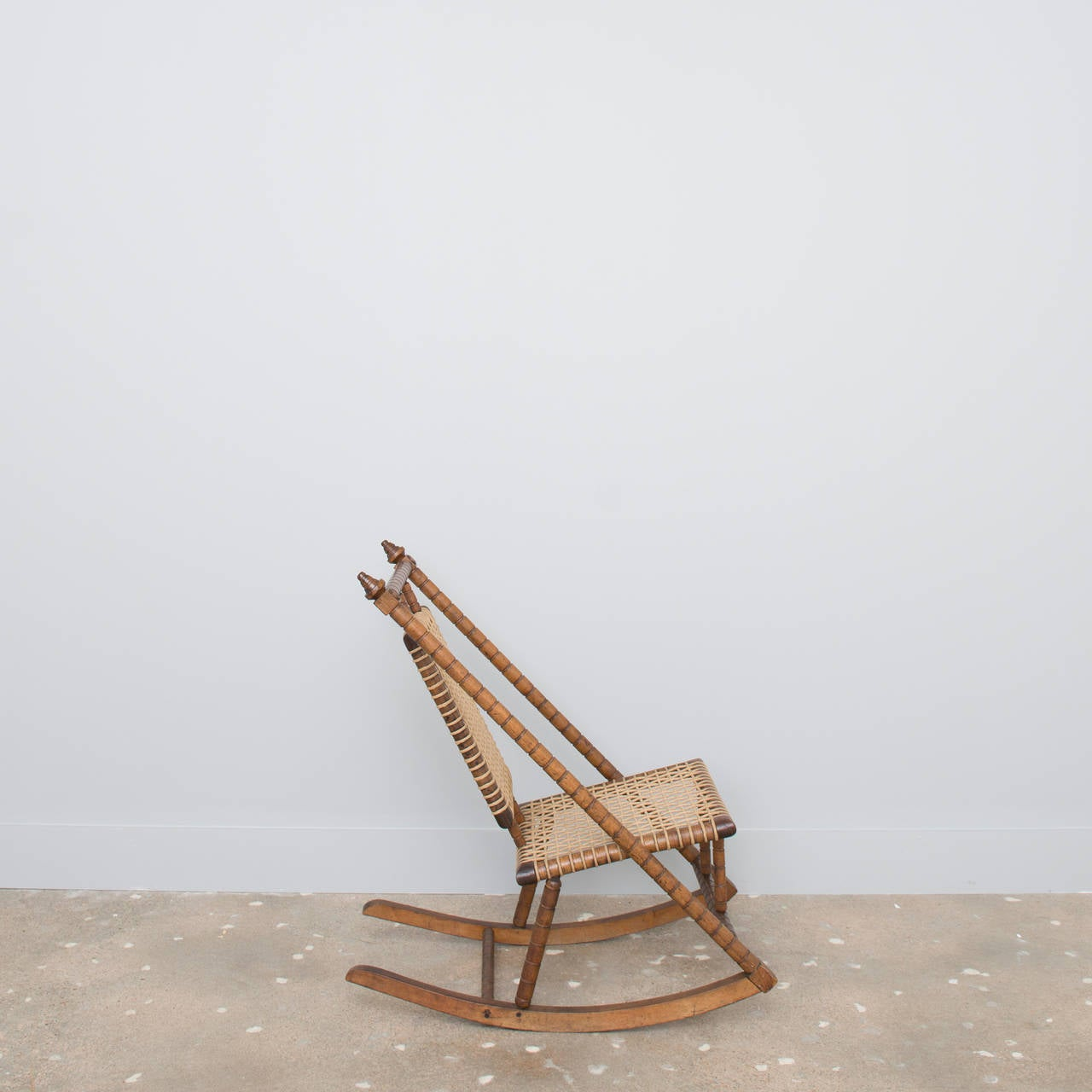 George West (TX) United States  city photo : George Hunzinger Rocking Chair at 1stdibs