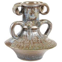 Danish Vase by Søholm Stentøj, Bornholm
