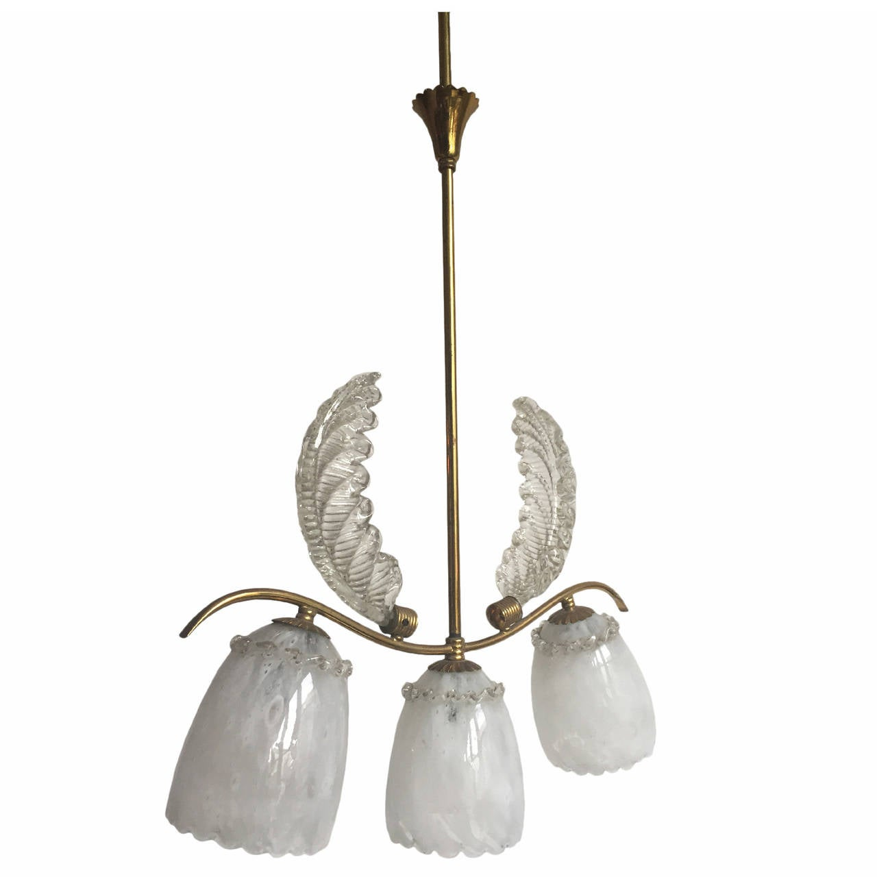 italian murano barovier and toso chandelier for sale at. Black Bedroom Furniture Sets. Home Design Ideas