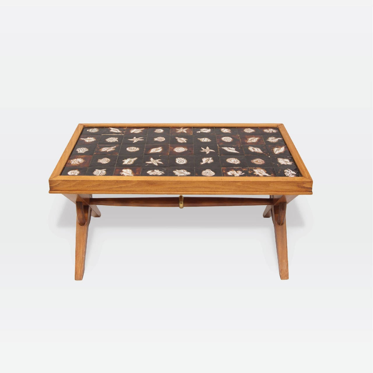 Henry Jacques Le Même Cocktail Table at 1stdibs