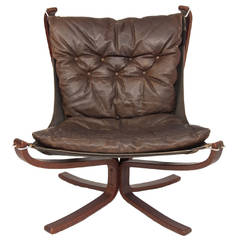 Sigurd Ressell lounge chair