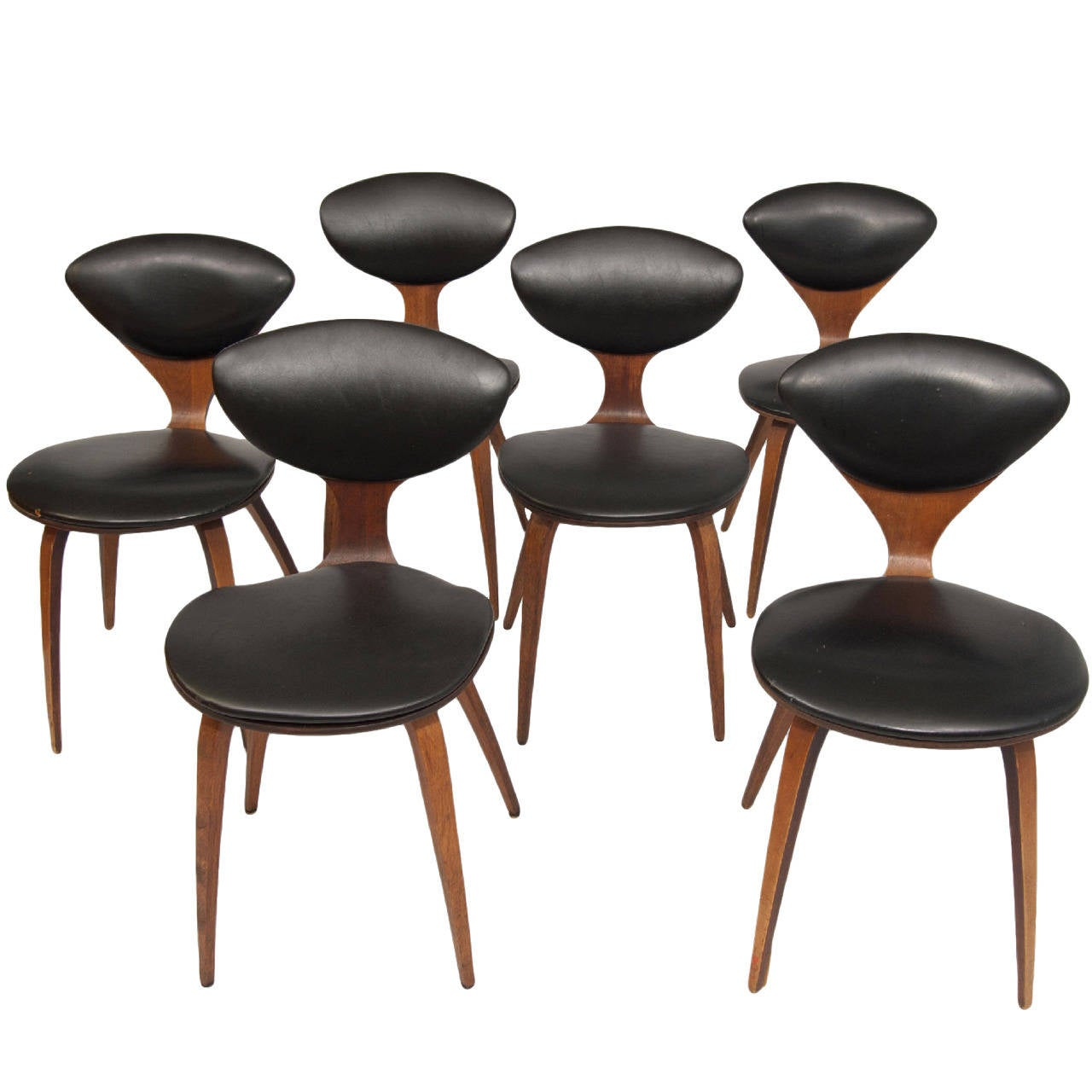 Norman Cherner Chairs For Sale