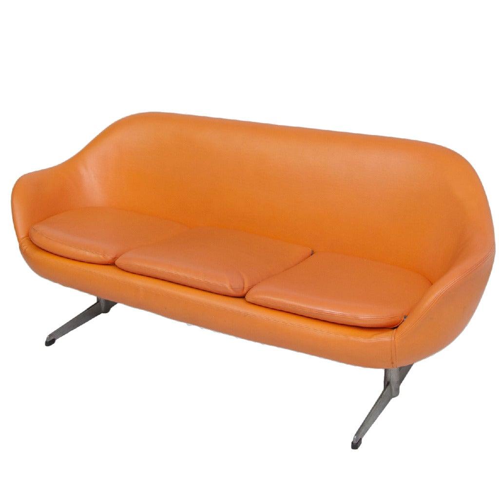 Scandinavian Roto Sofa by Overman
