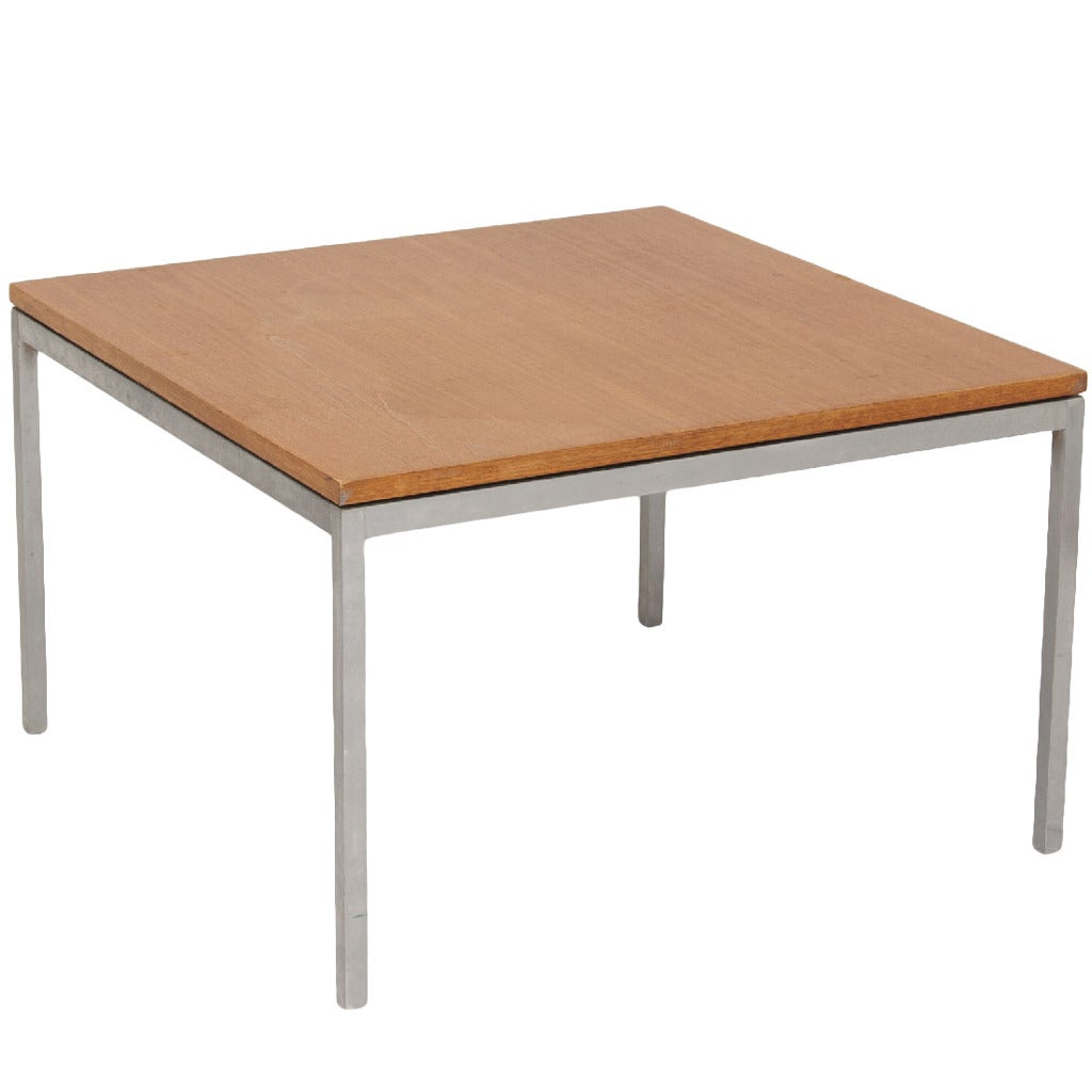 Florence Knoll Coffee Table For Sale At 1stdibs