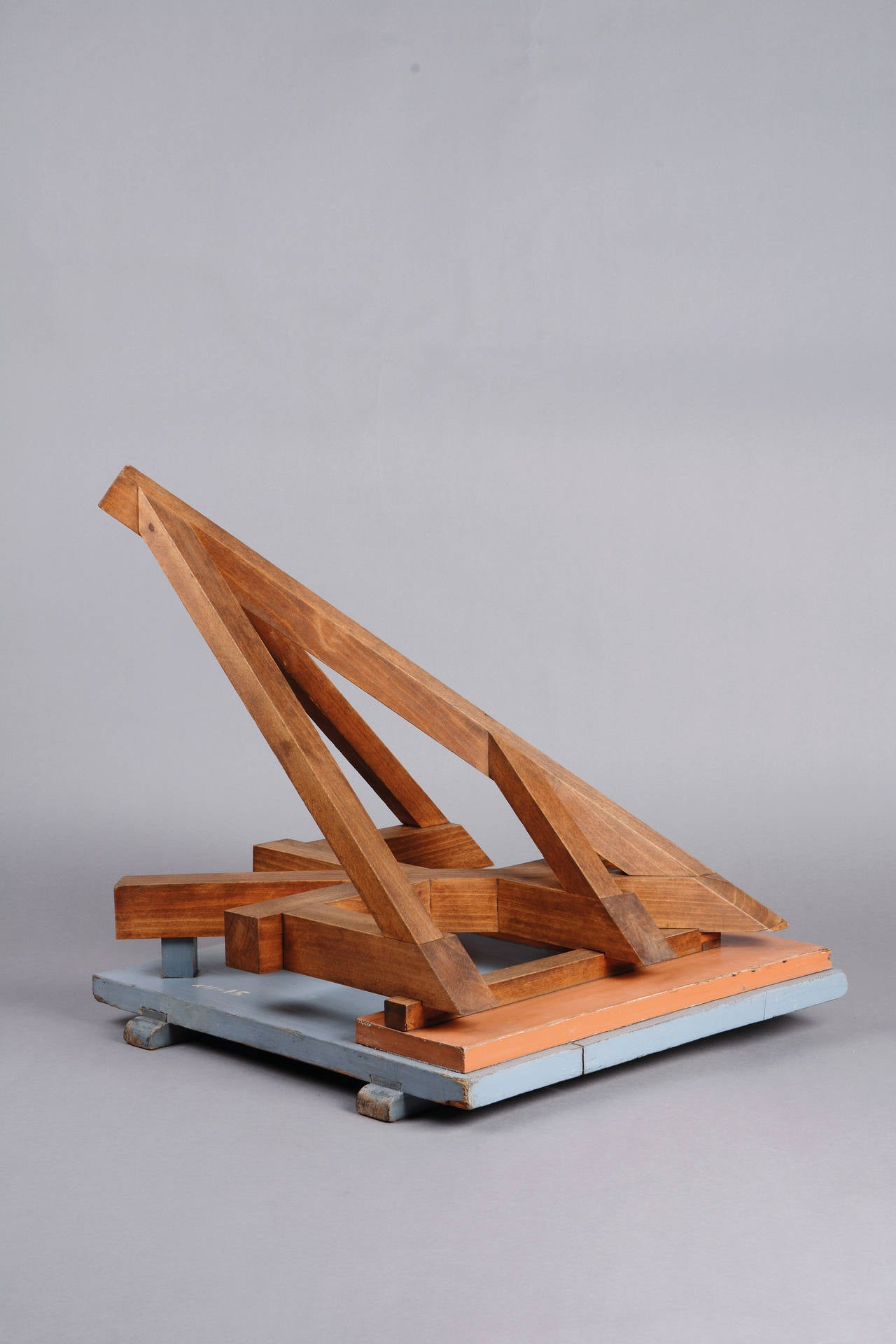 Didactical Architecture Model Of Attic Construction By