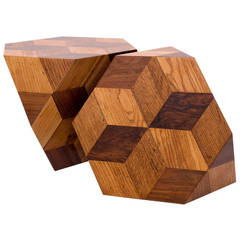"""The Bolognese"" Stool or Table by Tino Valentinitsch for Spolia"
