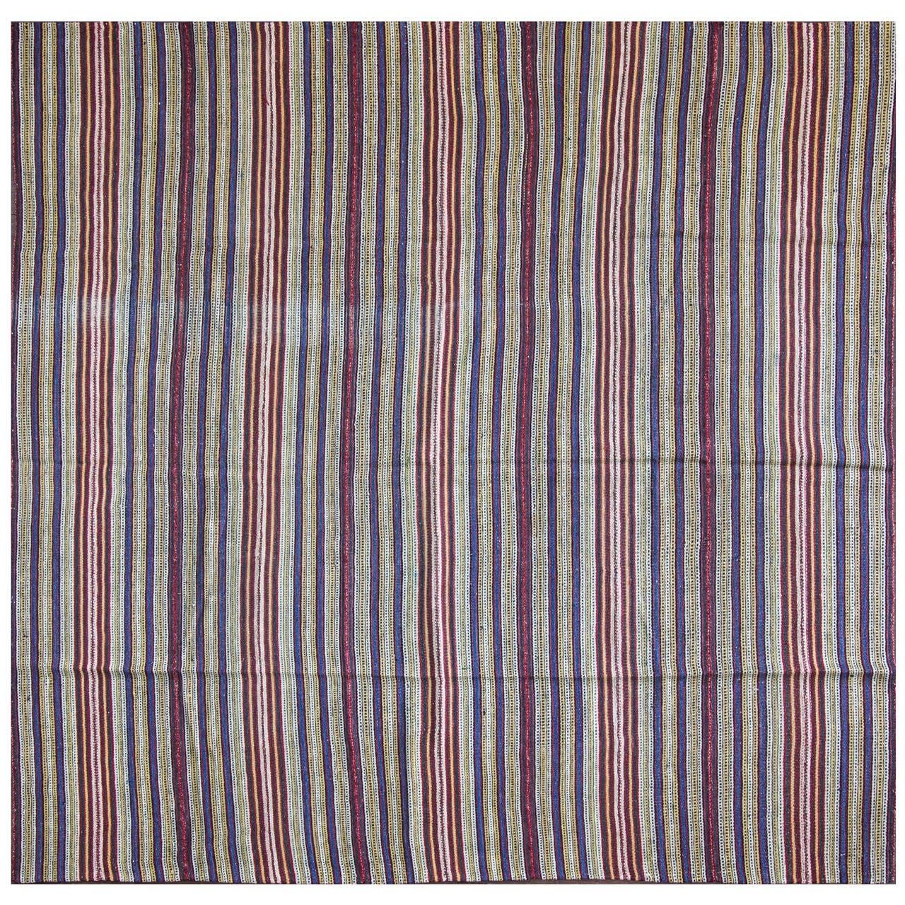 Jajim Kilim Persian Carpet