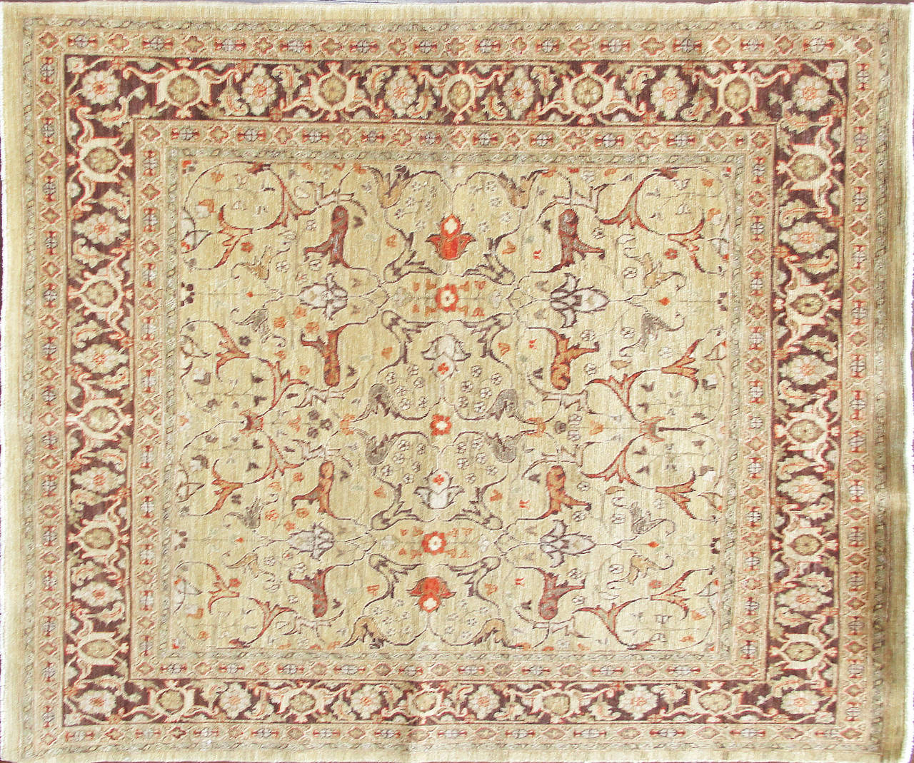 Heriz Rug For Sale At 1stdibs