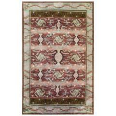Scandinavian Carpet, Vintage
