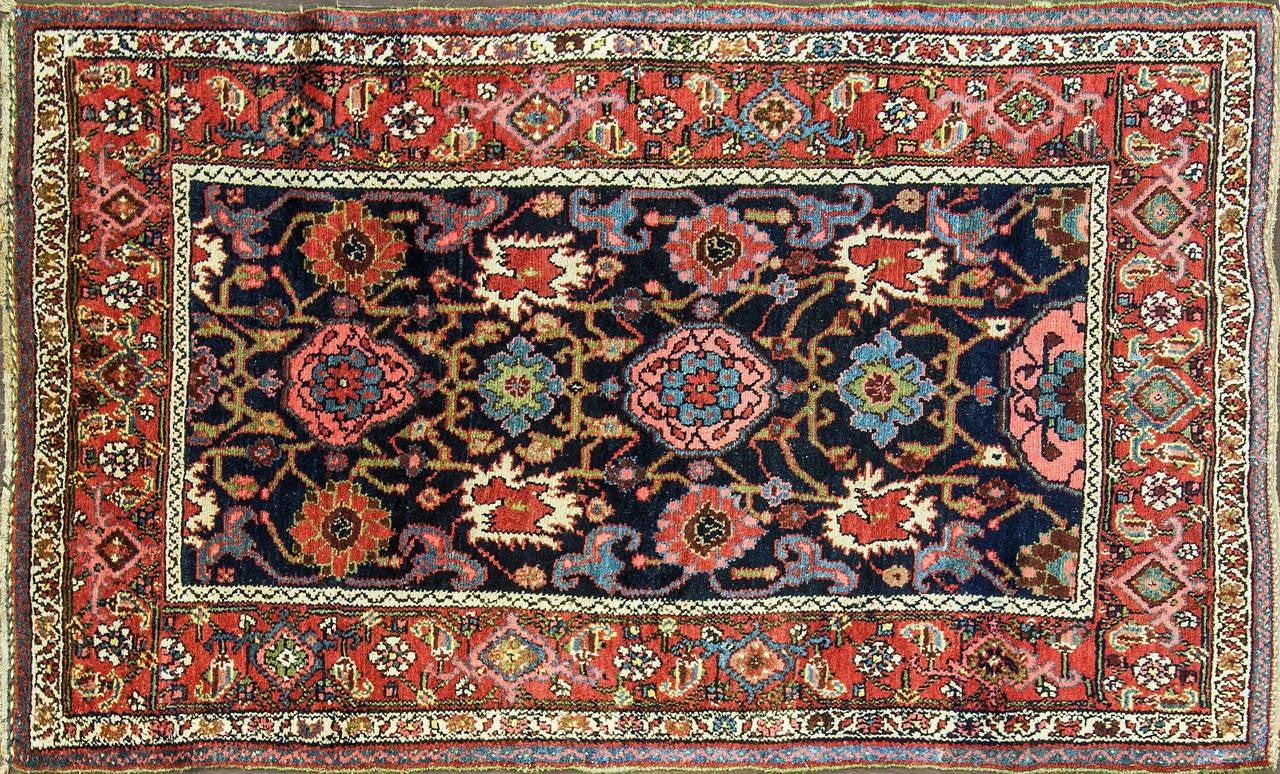 Kurdish Bidjar Rug For Sale At 1stdibs