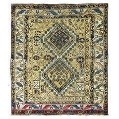 Antique Shirvan Caucasian Rug,