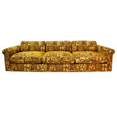 Milo Baughman Party Sofa