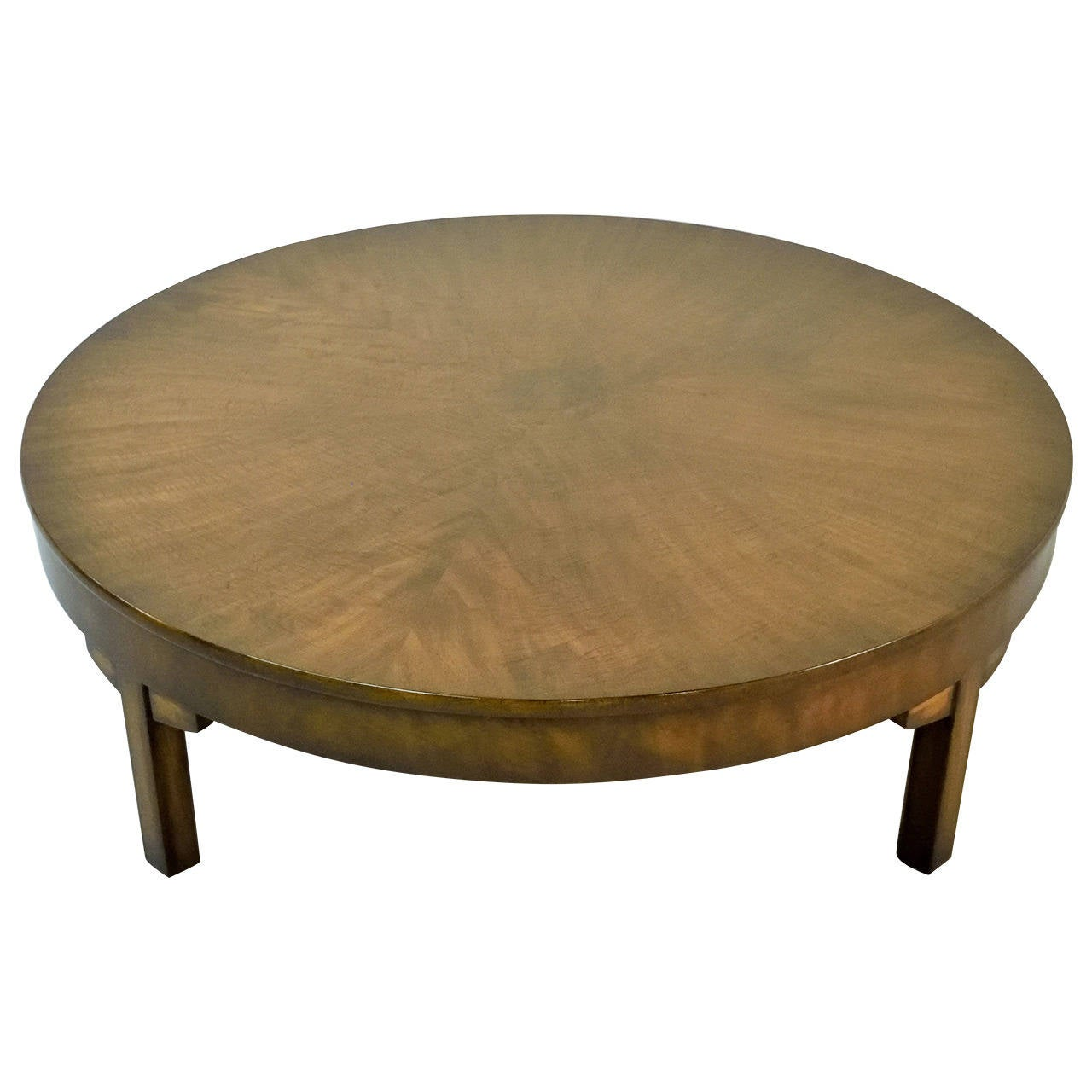 Edward Wormley For Dunbar Large Coffee Table At 1stdibs