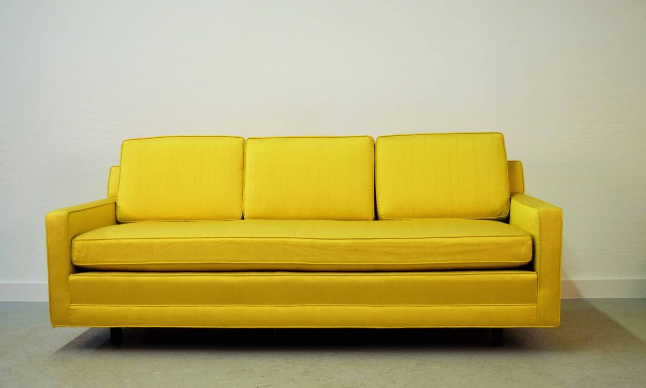 Pair Of Harvey Probber Sofas For Sale At 1stdibs
