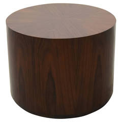 Harvey Probber Rosewood Occasional Side Table