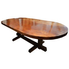 Andrianna Shamaris Rosewood Dining Table