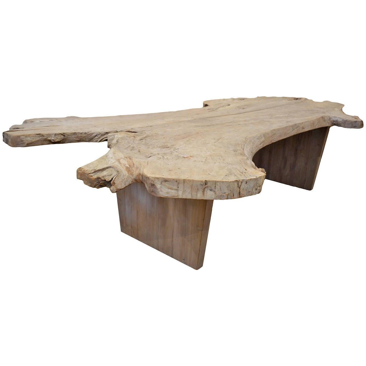 Organic Teak Wood U0027Angelu0027 Dining ...
