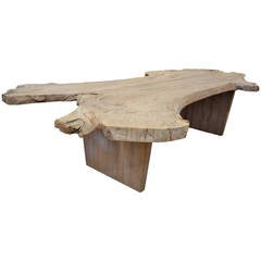Organic Teak 'Angel' Dining Table
