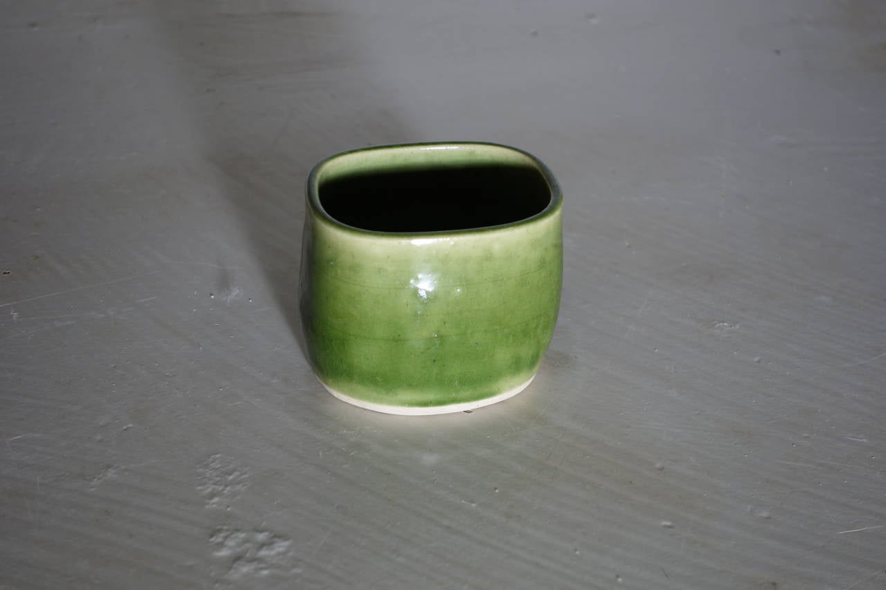 christian poulsen collection of three unique vases at 1stdibs