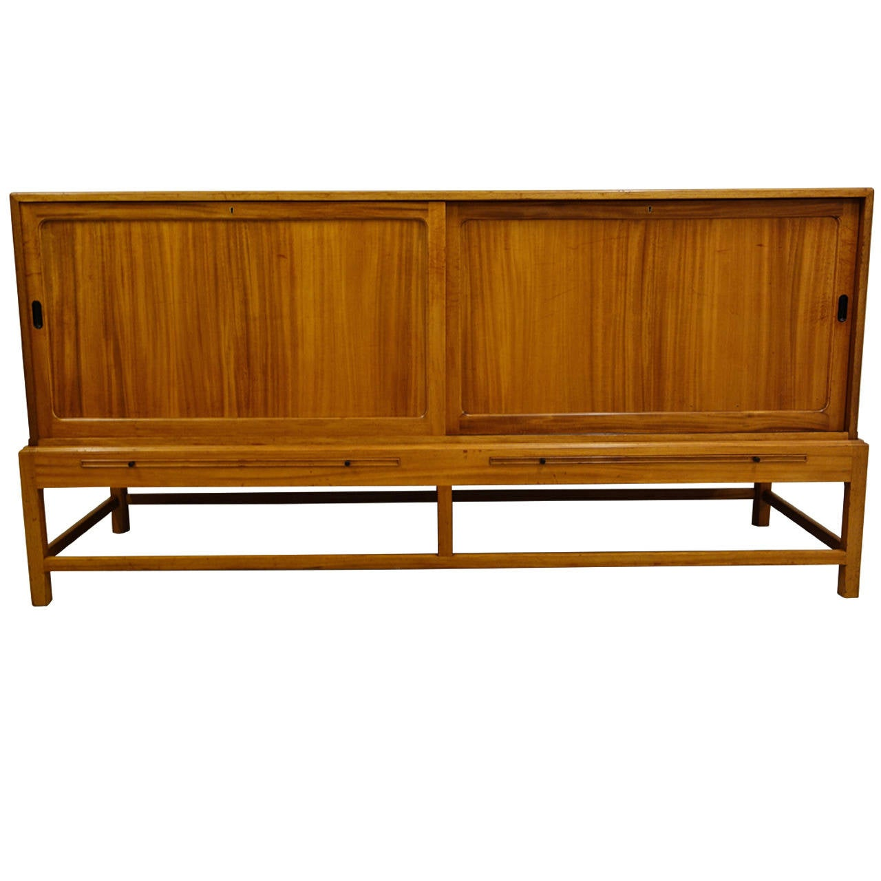 Kaare klint 1930s sideboard in mahogany at 1stdibs for Sideboard 2 50 m