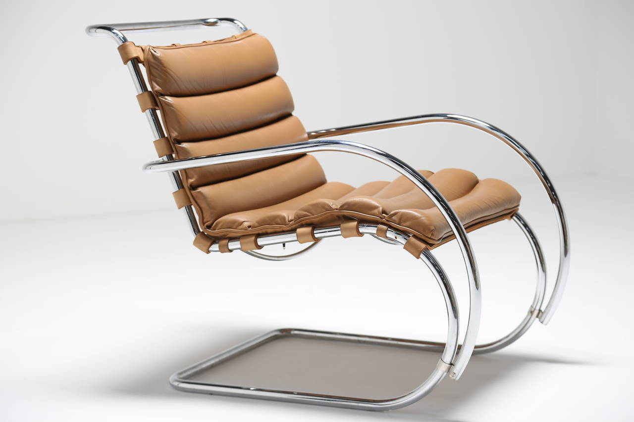 Mies Van Der Rohe Mr Chair By Studio Knoll At 1stdibs