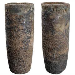 Large Bronze Crucible