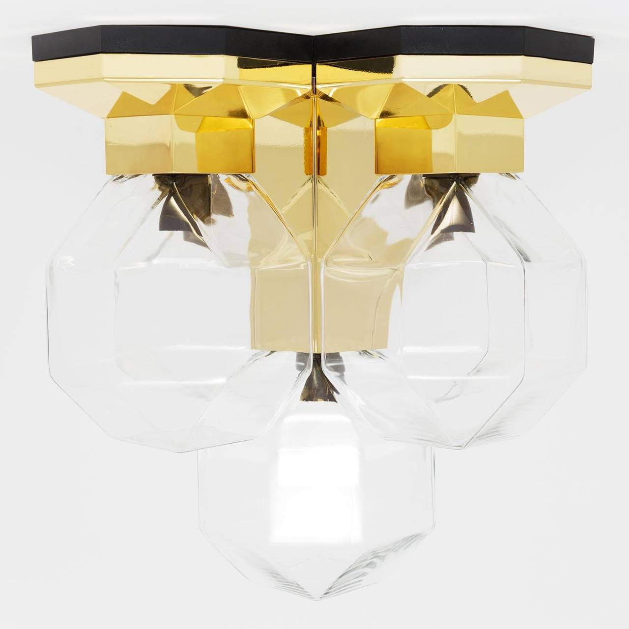 Ceiling Lights Germany : Motoko ishii table wall or ceiling light fixture brass