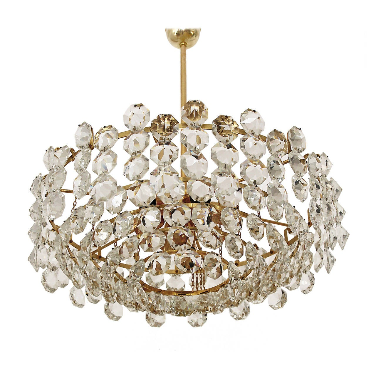 Sicilian crystal ship chandelier for sale at 1stdibs arubaitofo Choice Image