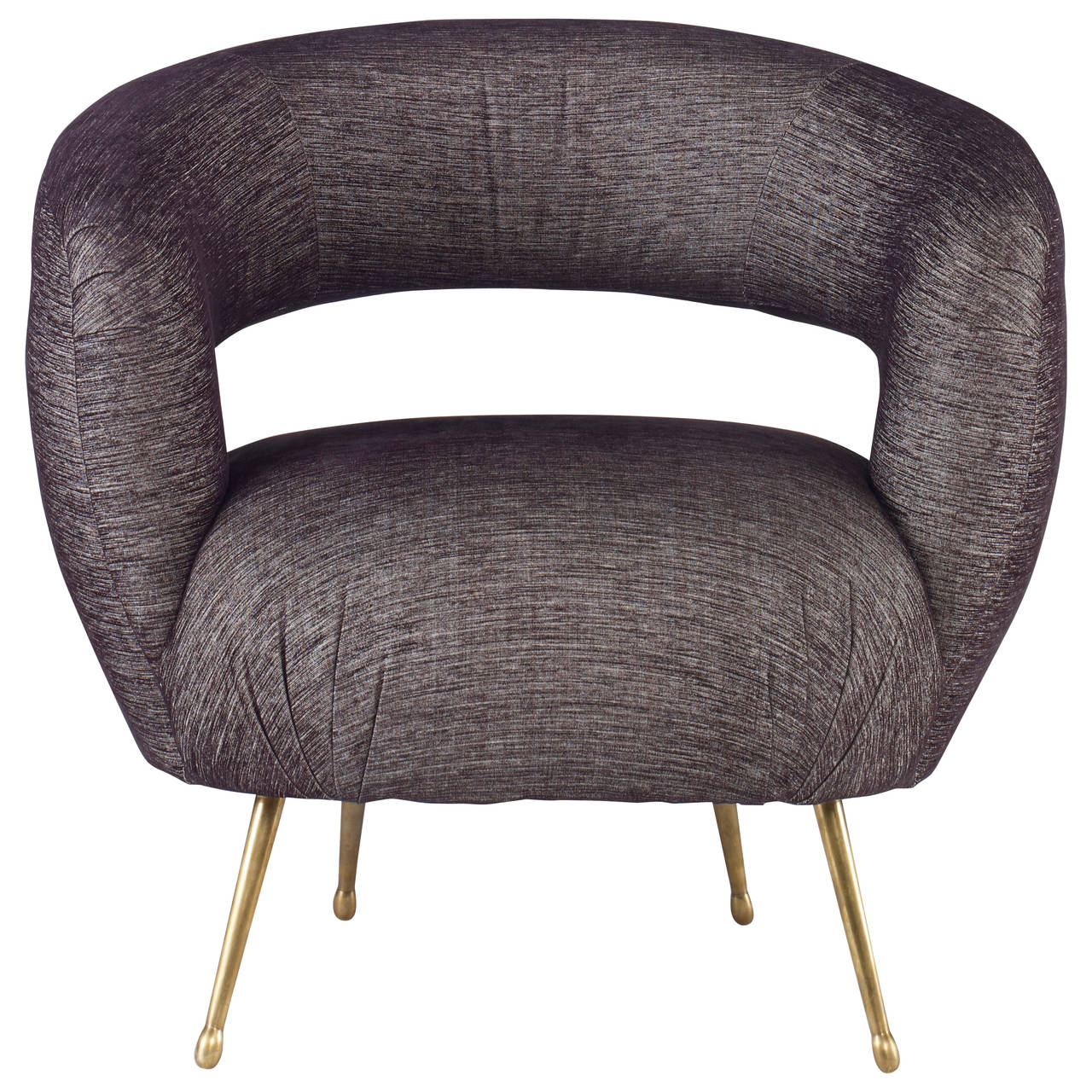 Kelly Wearstler Laurel Lounge Chair At 1stdibs