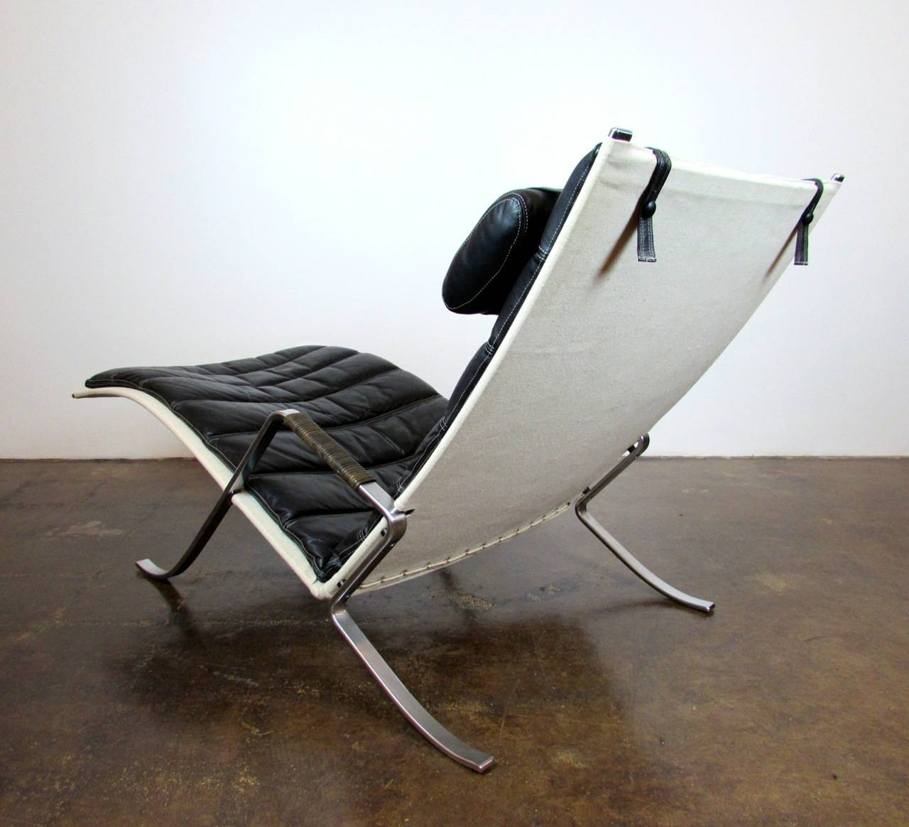 Fabricius and Kastholm Grashopper Chair at 1stdibs