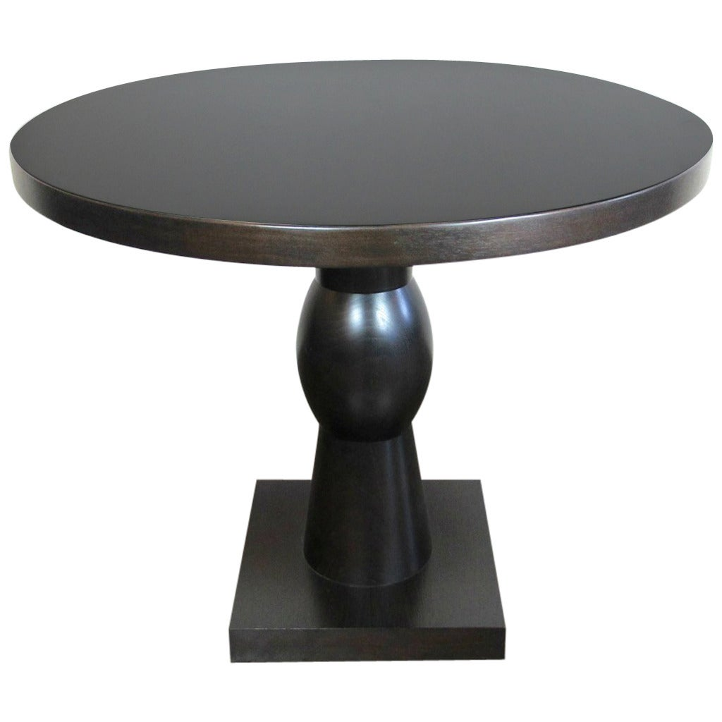 Christian Liaigre For Holly Hunt Scarabee Table At 1stdibs
