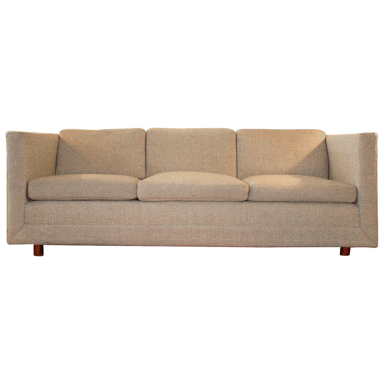 Ward Bennett Sofa For Brickel Associates 1