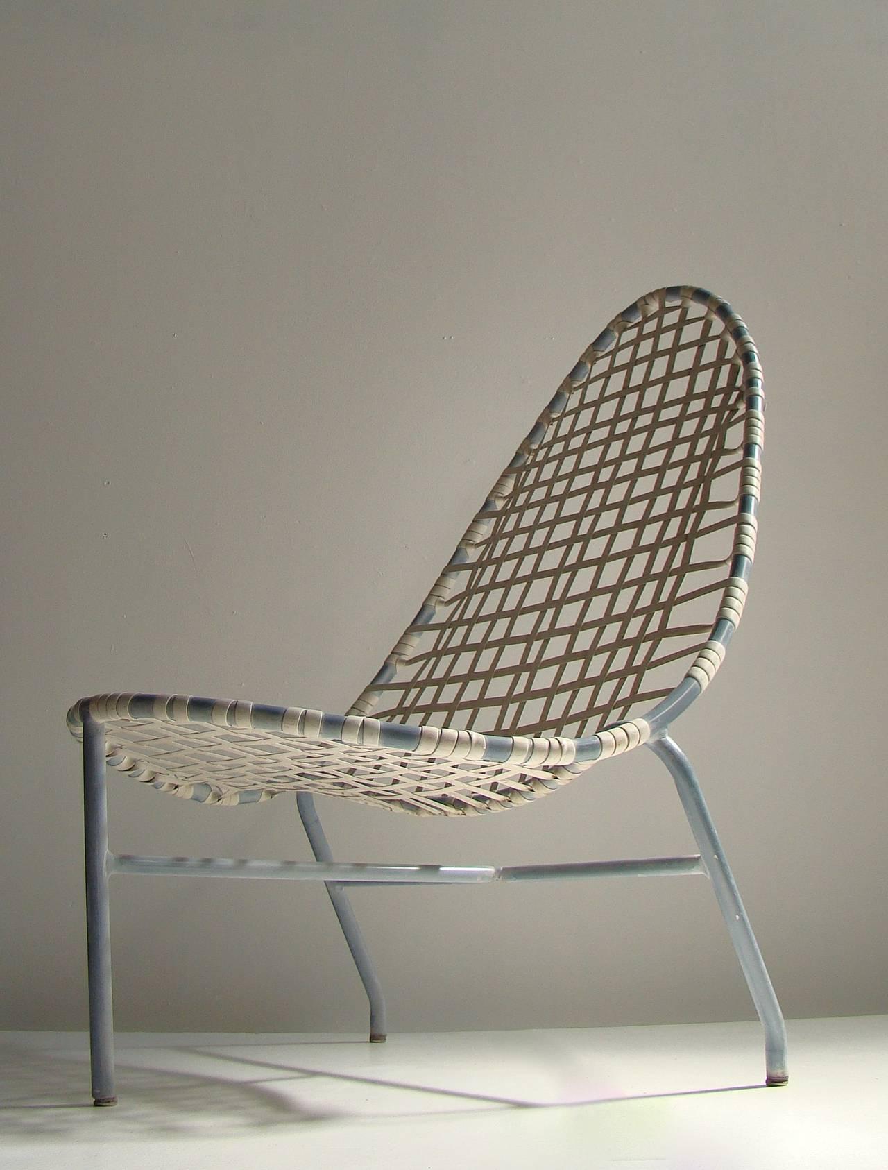 """John Caldwell for Brown Jordan Pair of """"Mai Tai"""" Lounge Chairs &quo"""