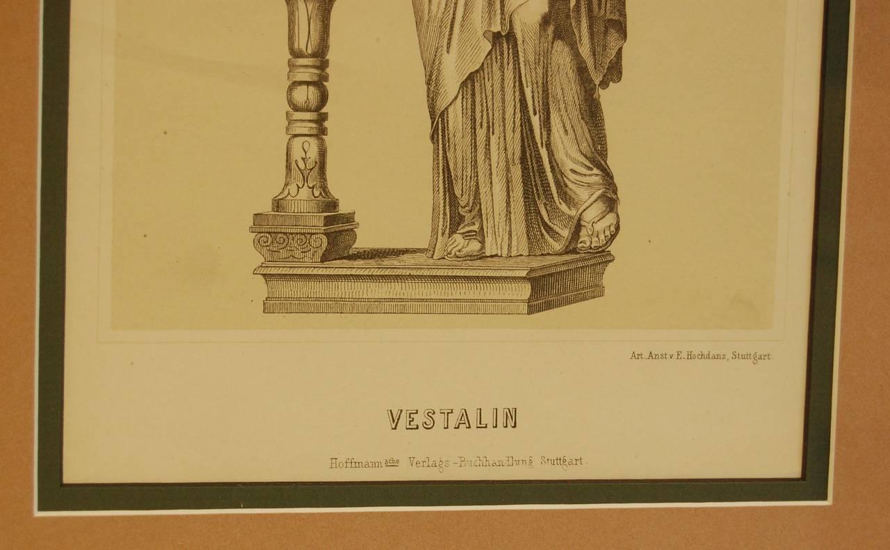 Paper 19th Century German Print