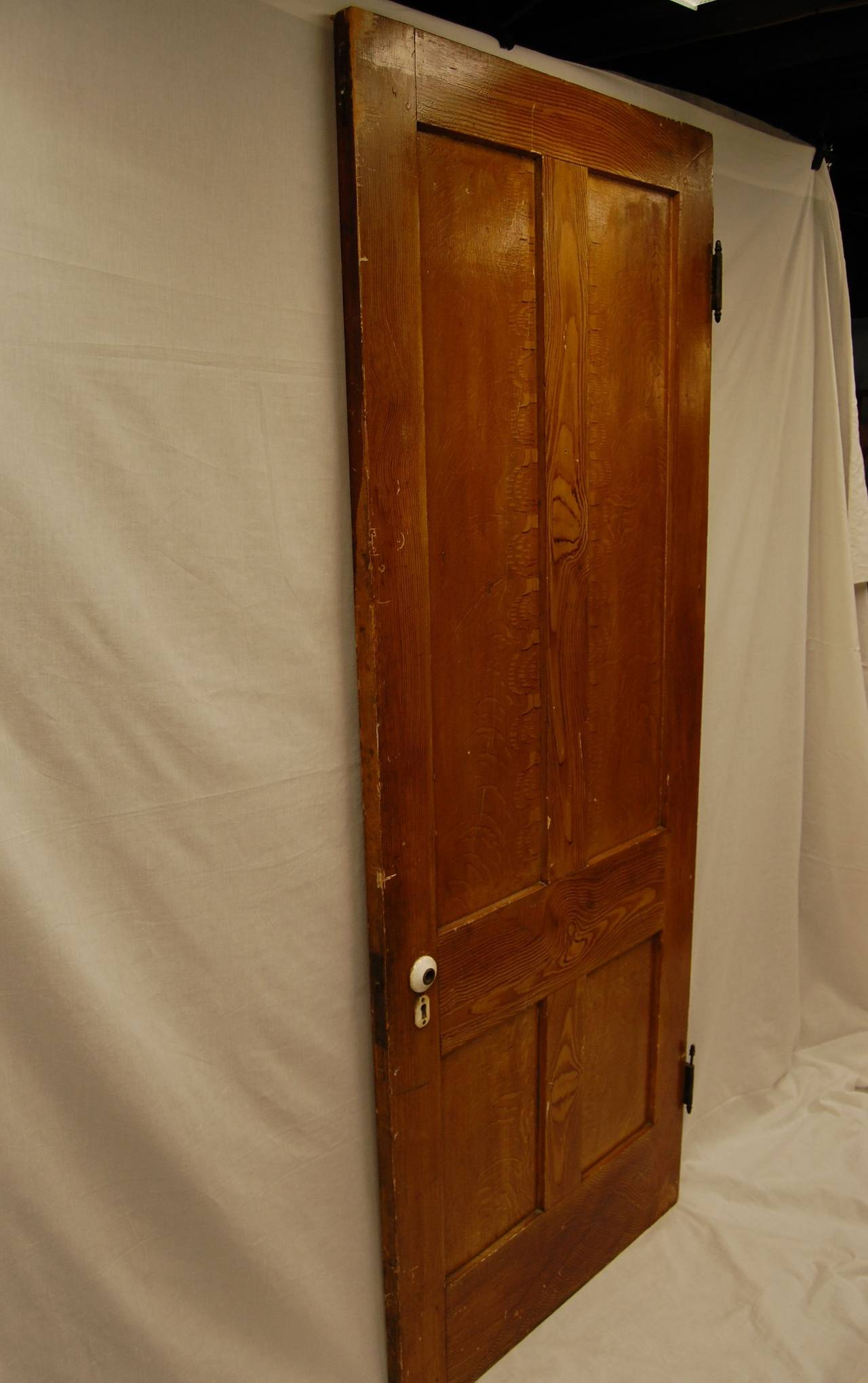 Early 19th Century American Decorated Interior Door At 1stdibs