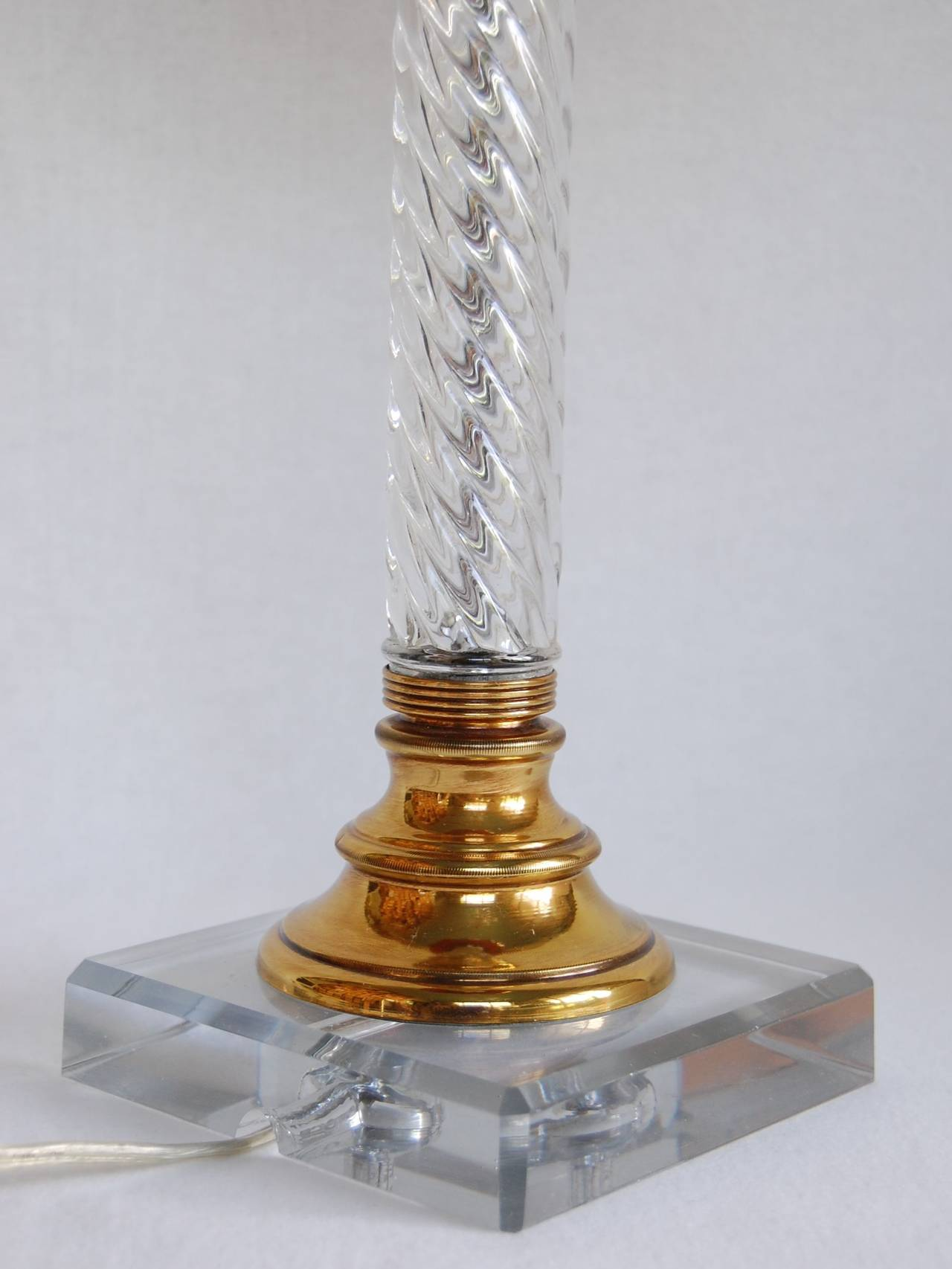 Ruby Glass Font Oil Lamp For Sale At 1stdibs