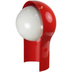 Pop Space Age Acrylic Table Lamp by Vico Magistretti for Artemide, 1968