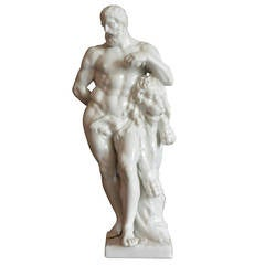 Berlin Porcelain Hercules