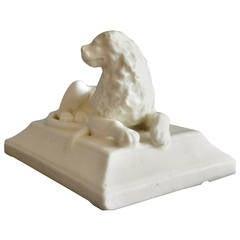 Vinovo Porcelain Lion Sculpture