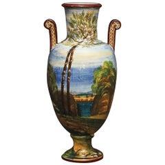 Mid-Century Italian Etruscan-Style Urn