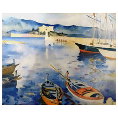 John Lavalle, Boats at San Remo