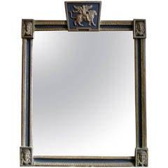 English Regency Mirror