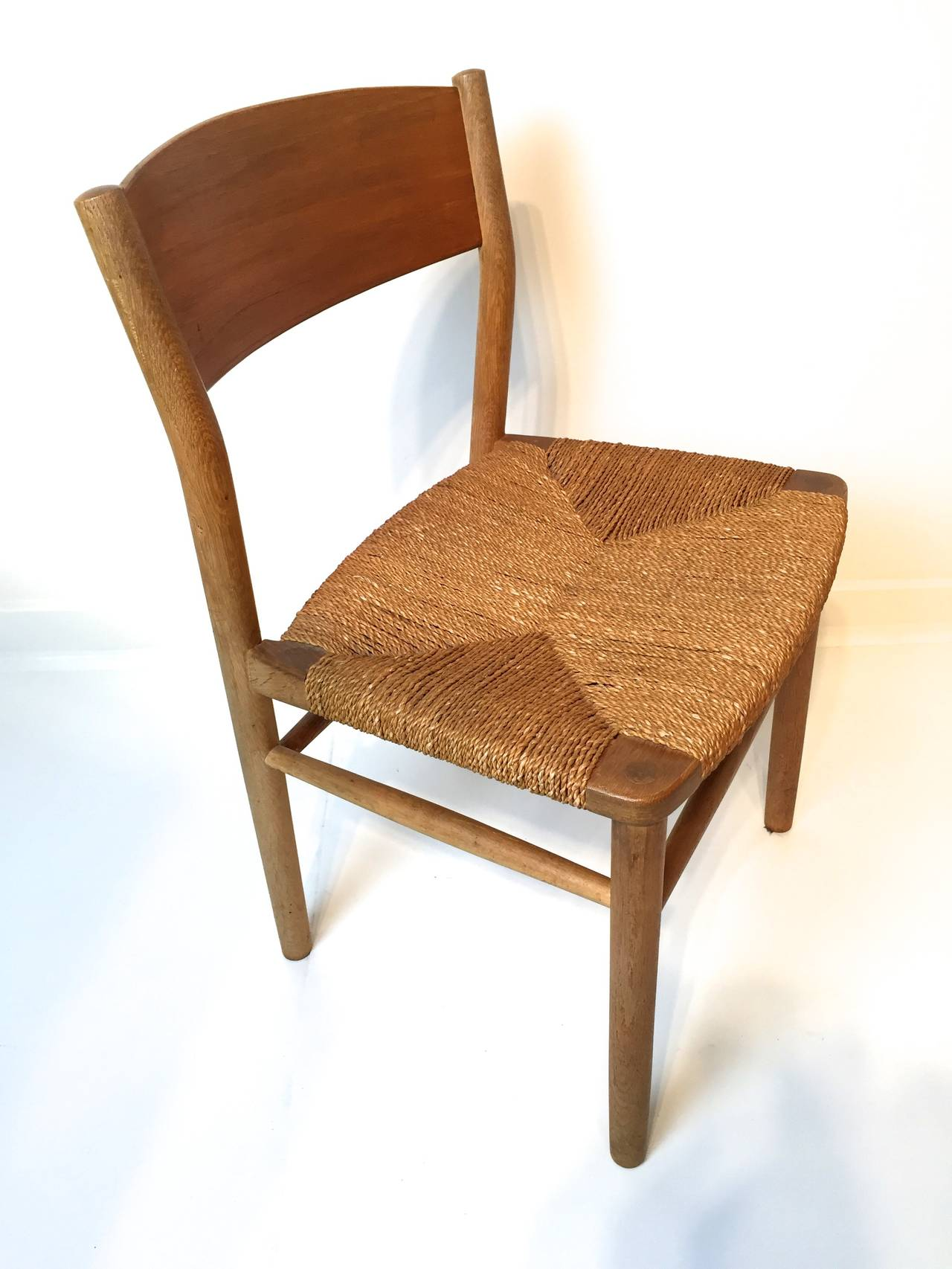 Mogensen Seagrass Dining Chair at 1stdibs