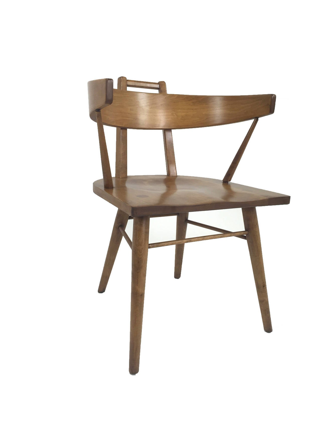 Unusual wing dining chairs by the northwest co at 1stdibs for Furniture northwest