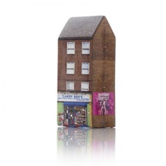 Tower of Babel: Sculpture No. 2236, 157 Devons Road E3 3QX by Barnaby Barford