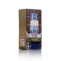 Tower of Babel: Sculpture No. 2125, 647 Green Lanes N8 0QY by Barnaby Barford