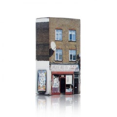 Tower of Babel: Sculpture No. 2184, 62 West Green Rd N15 5NR by Barnaby Barford